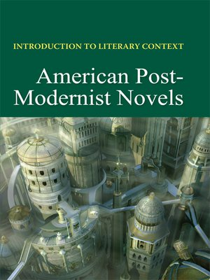 cover image of Introduction to Literary Context: American Post-Modernist Novels
