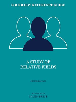 cover image of A Study of Relative Fields