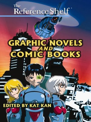 cover image of The Reference Shelf: Graphic Novels & Comic Books