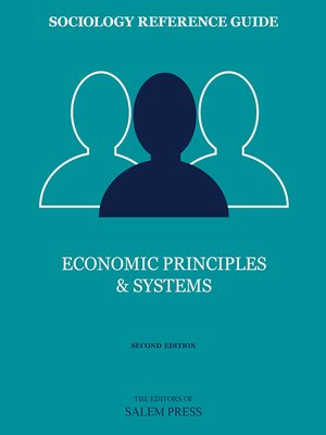 cover image of Economic Principles & Systems