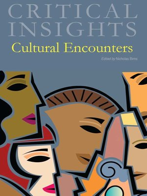cover image of Critical Insights: Cultural Encounters