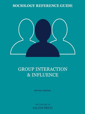 cover image of Group Interaction & Influence