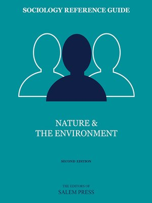 cover image of Nature & the Environment