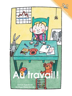 cover image of Au Travail!