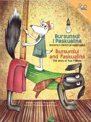 cover image of Bursunsul i Paskualina