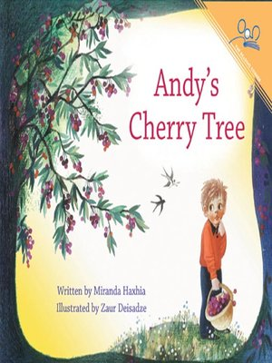 cover image of Andy's Cherry Tree