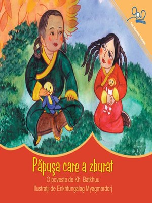 cover image of Papusa care a zburat