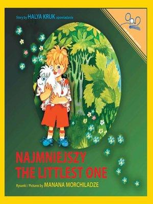 cover image of Najmniejszy