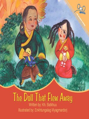cover image of The Doll That Flew Away