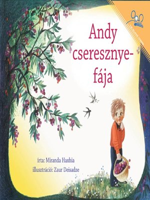 cover image of Andy Cseresznyefaja