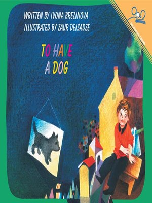 cover image of To Have a Dog