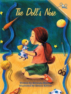 cover image of Dolls Nose