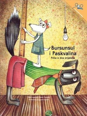 cover image of Bursunsul i Paskvalina