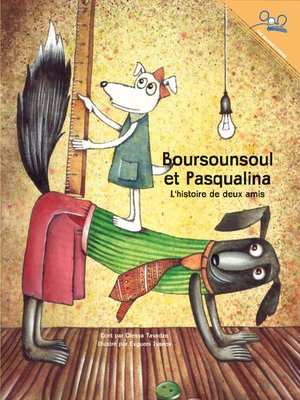 cover image of Boursounsoul et Pasqualina