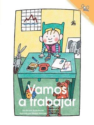 cover image of Vamos a Trabajar