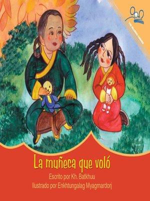 cover image of La Muñeca que Voló