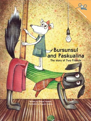 cover image of Bursunsul and Paskualina