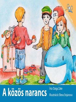 cover image of A Kozos Narancs