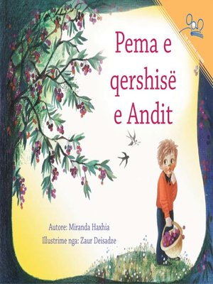 cover image of Pema e qershise e Andit
