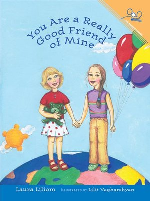 cover image of You Are a Really Good Friend of Mine