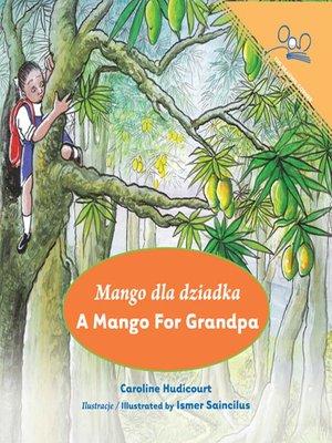 cover image of Mango dla dziadka