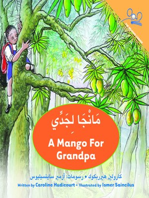 cover image of A Mango for Grandpa