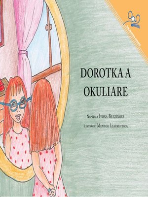 cover image of Dorotka a okuliare