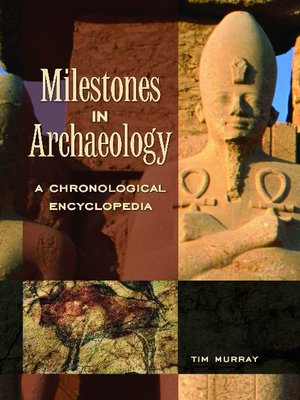 cover image of Milestones in Archaeology