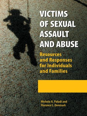 cover image of Victims of Sexual Assault and Abuse