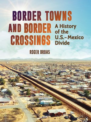 cover image of Border Towns and Border Crossings
