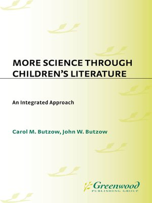 cover image of More Science through Children's Literature