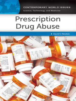 cover image of Prescription Drug Abuse