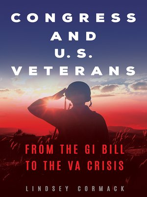 cover image of Congress and U.S. Veterans