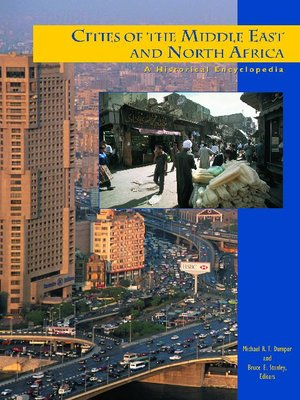 cover image of Cities of the Middle East and North Africa