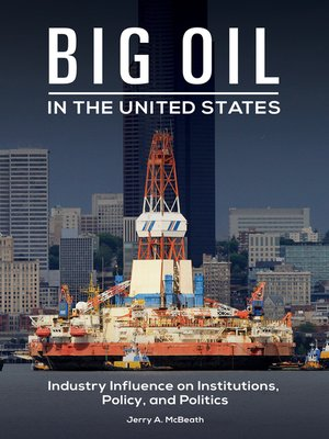 cover image of Big Oil in the United States
