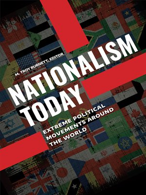 cover image of Nationalism Today