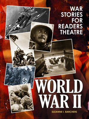 cover image of War Stories for Readers Theatre