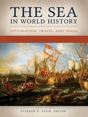 cover image of The Sea in World History