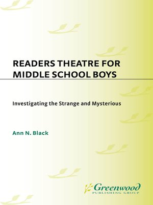 cover image of Readers Theatre for Middle School Boys
