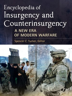 cover image of Encyclopedia of Insurgency and Counterinsurgency