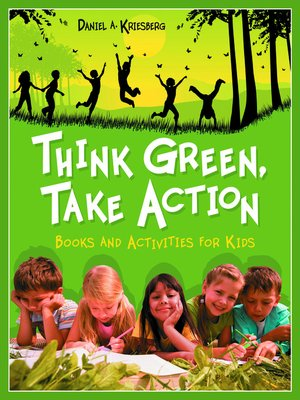 cover image of Think Green, Take Action