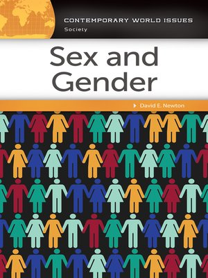 cover image of Sex and Gender