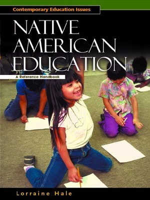 cover image of Native American Education