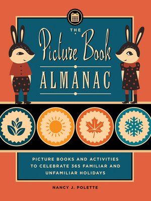 cover image of The Picture Book Almanac