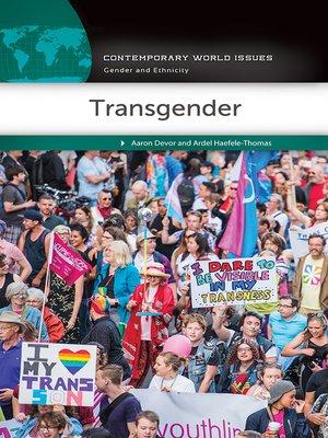 cover image of Transgender