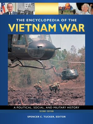 cover image of The Encyclopedia of the Vietnam War