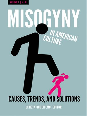 cover image of Misogyny in American Culture