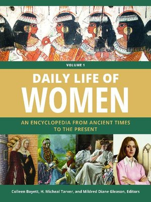 cover image of Daily Life of Women