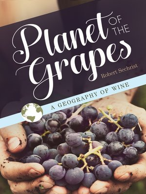 cover image of Planet of the Grapes