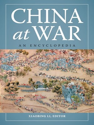cover image of China at War